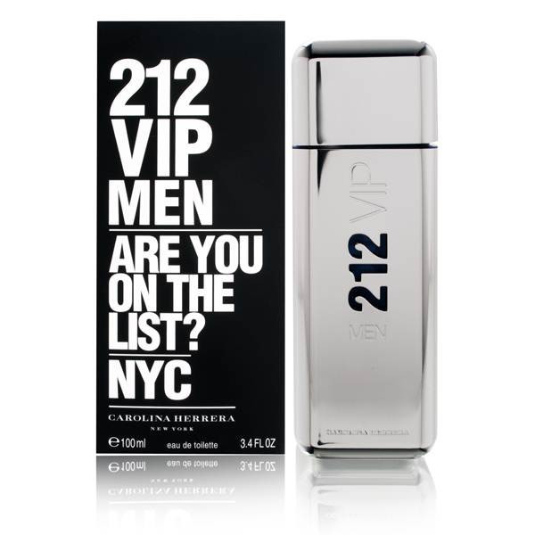 Carolina Herrera 212 Vip Men