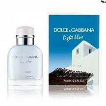 Dolce Gabbana Light Blue Living Stromboli