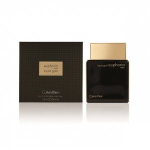Купить Calvin Klein Liquid Gold Euphoria Men