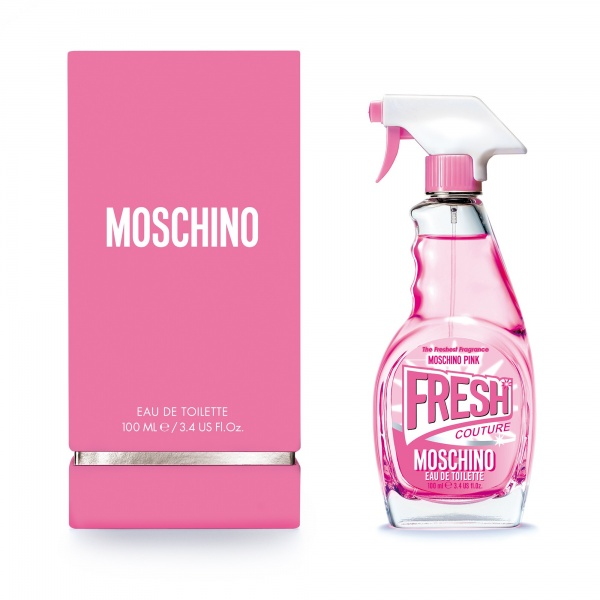 Moschino Pink Fresh Couture