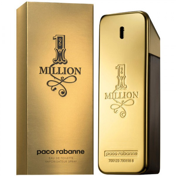 Paco Rabanne 1 Million фото