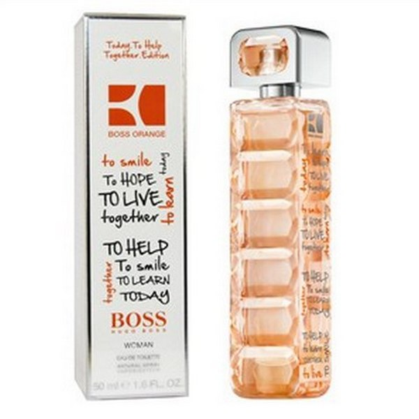 Hugo Boss Orange Charity Edition